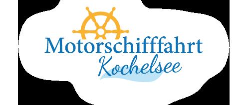 Motorschifffahrt am Kochelsee in Oberbayern